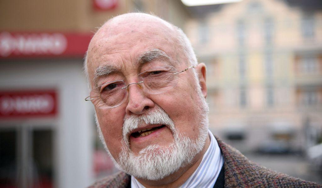 Ludwig Haas im Jahr 2018 – nun ist der Schauspieler gestorben.