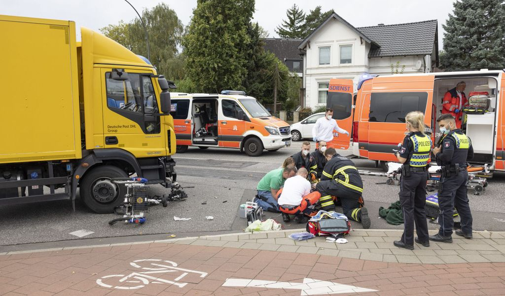 Unfall Rahlstedt