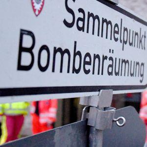 Für die von der Bombenentschärfung betroffenen Anwohner in Kiel gibt es eine Ersatzunterkunft. (Symbolbild)