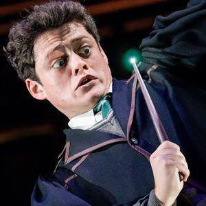 Vincent Lang als Albus Potter