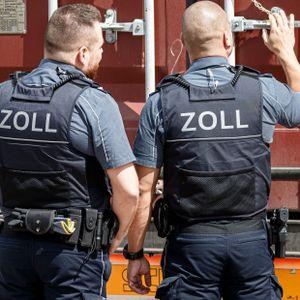 Zoll Hamburg Symbol