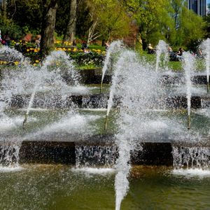 Wasserspiele Planten un Blomen