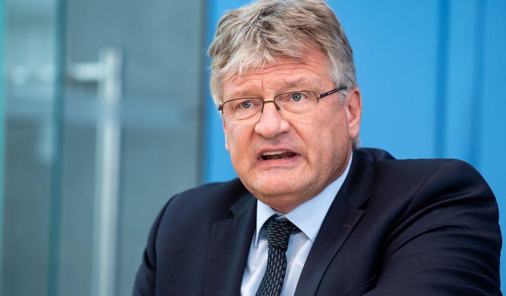 Jörg Meuthen, Noch-Bundesvorsitzender der AfD