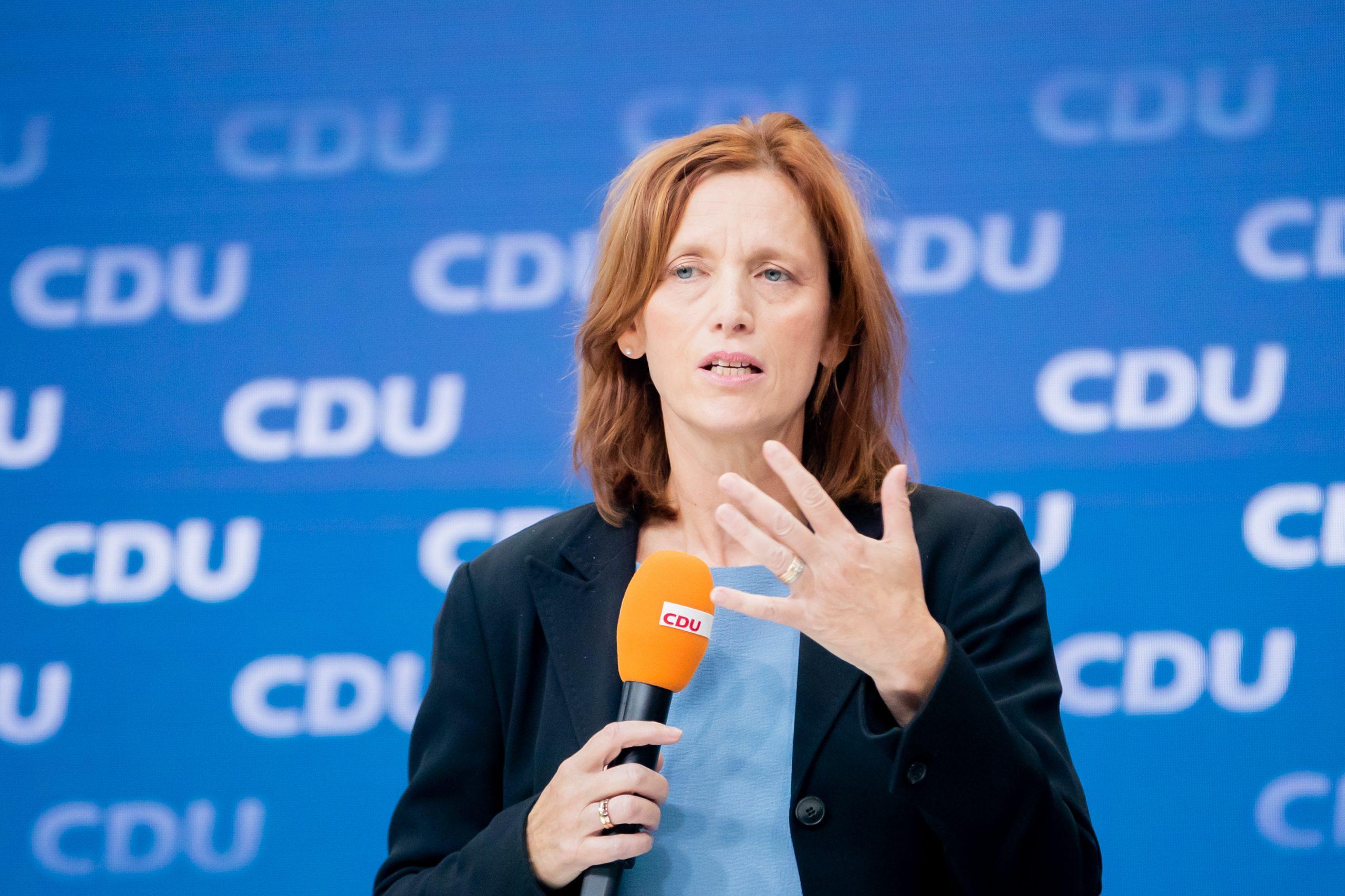 Karin Prien fordert eine Frauenquote in der CDU
