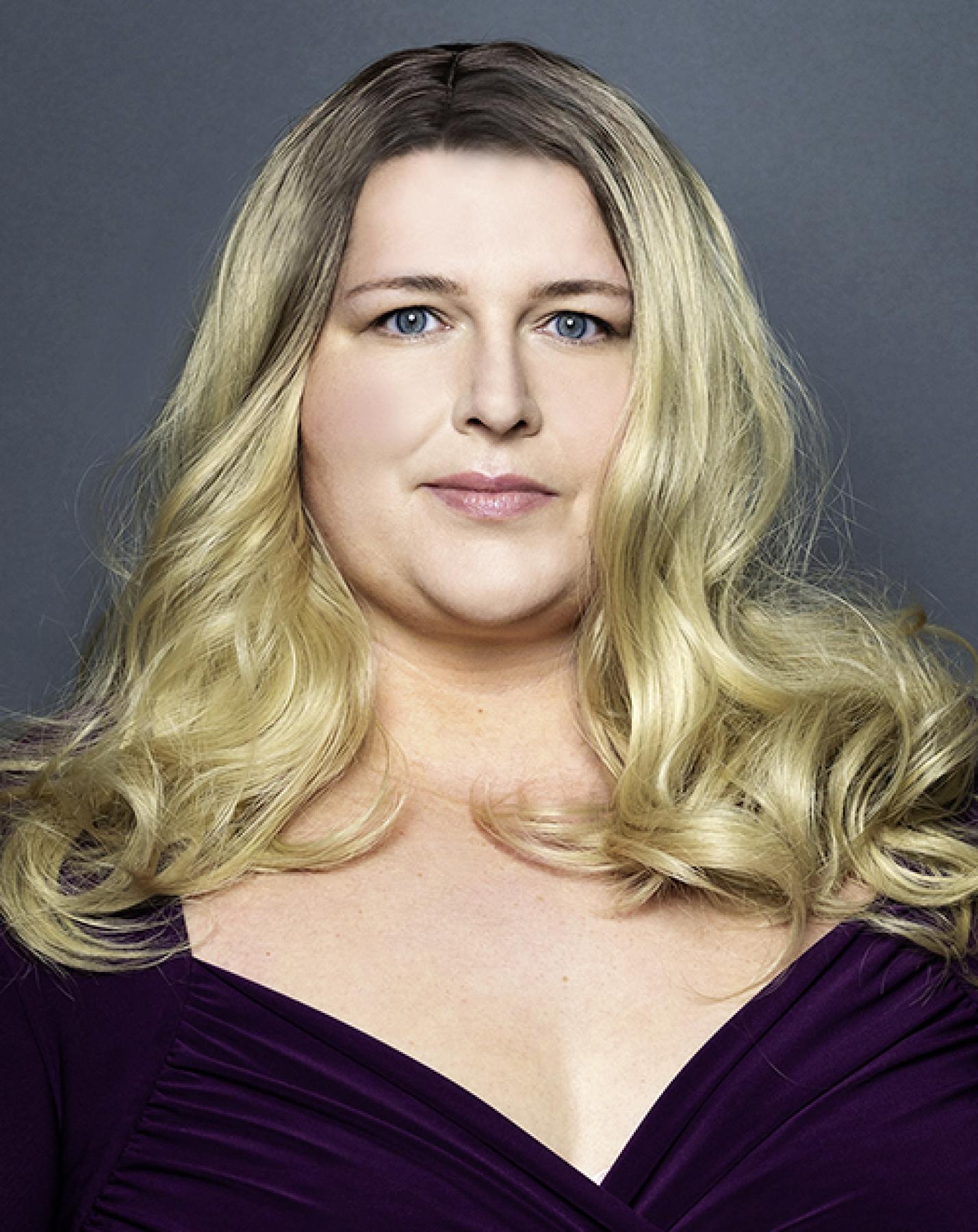 Hamburgerin und Comedienne Nicole Jäger (39) konnte sich aus der gefährlichen Beziehung befreien.