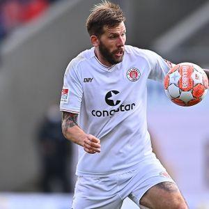 Guido Burgstaller traf in elf Pflichtspielen elf Mal für St. Pauli.