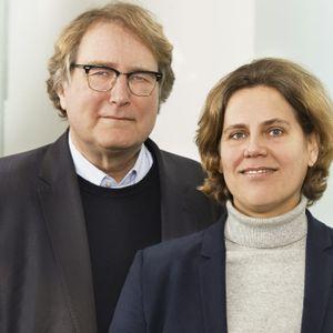 """Torsten Teichert und Annett Nack-Warenycia haben das Buch """"It's the future, stupid"""" geschrieben."""