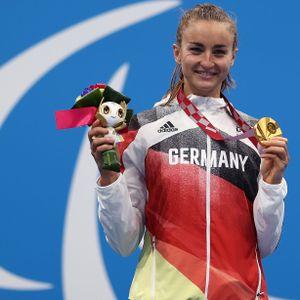 Paralympics-Schwimmerin Elena Krawzow