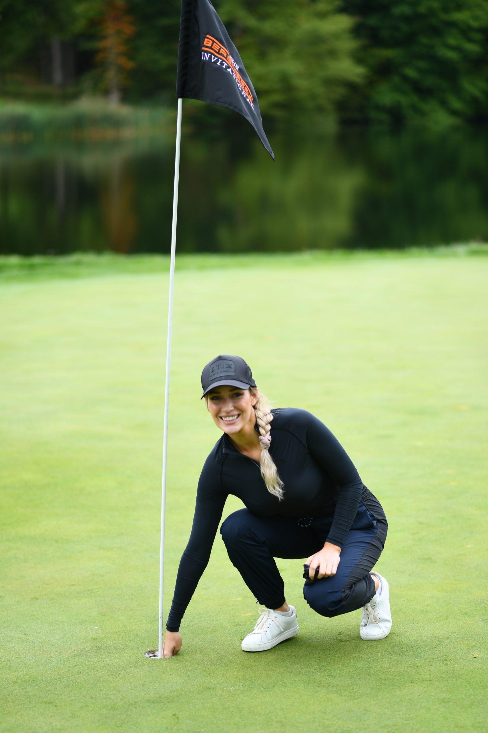 Golfspielerin Paige Spiranac