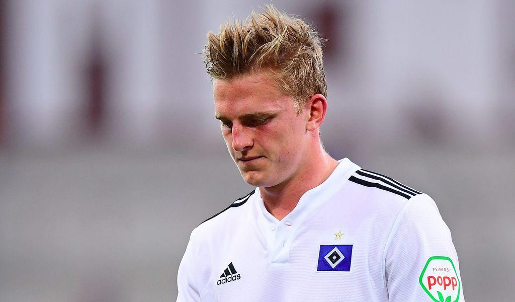 Mikkel Kaufmann braucht mehr Spielpraxis – bekommt sie derzeit aber nicht.