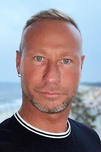 Fachmann für trockene Augen: Michael Probst