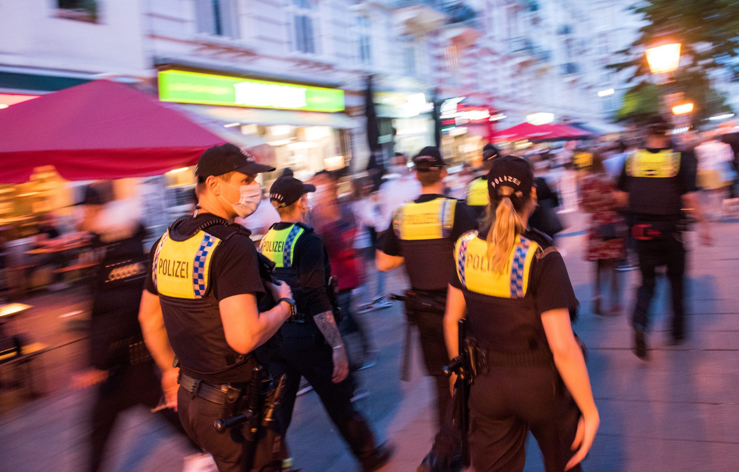 Polizei Hamburg scannt jetzt Fingerabdrücke per Smartphone