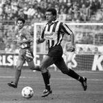 Rodolfo Esteban Cardoso zauberte für Freiburg nicht nur gegen Bayern München.