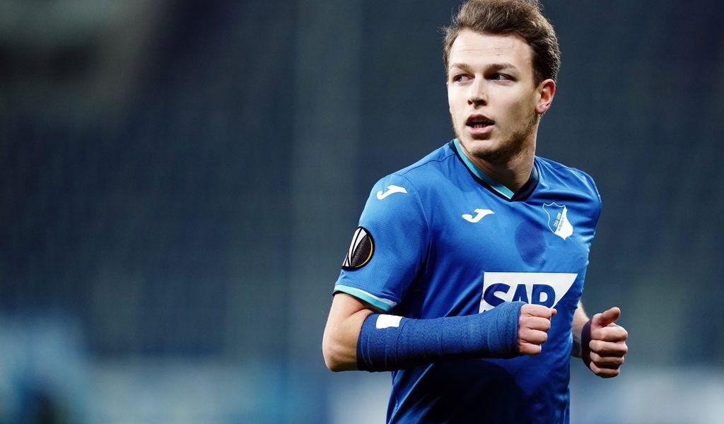 TSG Hoffenheim-Spieler Dennis Geiger