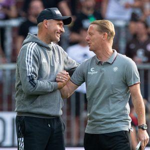 Tim Walter und Timo Schultz