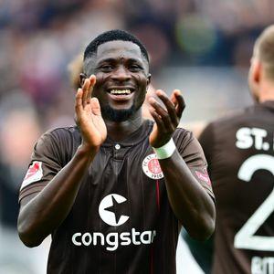 Aremu, FC St. Pauli
