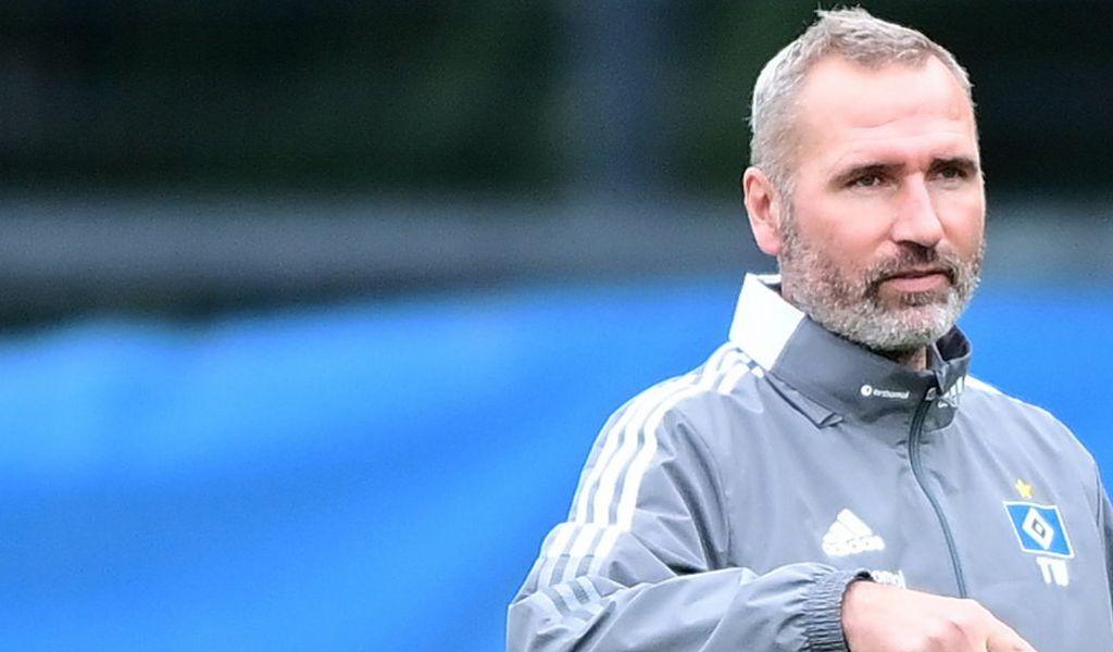 HSV-Trainer Tim Walter