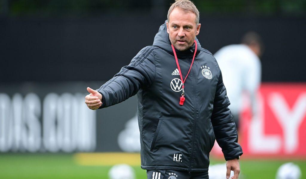 Bundestrainer Hansi Flick