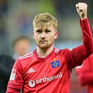 Tommy Doyle hat sich nicht nur mit seinem Siegtreffer in Paderborn mehr Spielzeit beim HSV verdient.