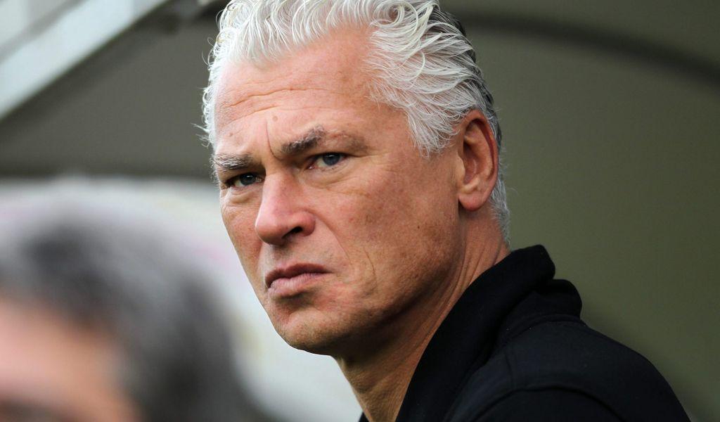 Österreichs Nationaltrainer Toni Polster