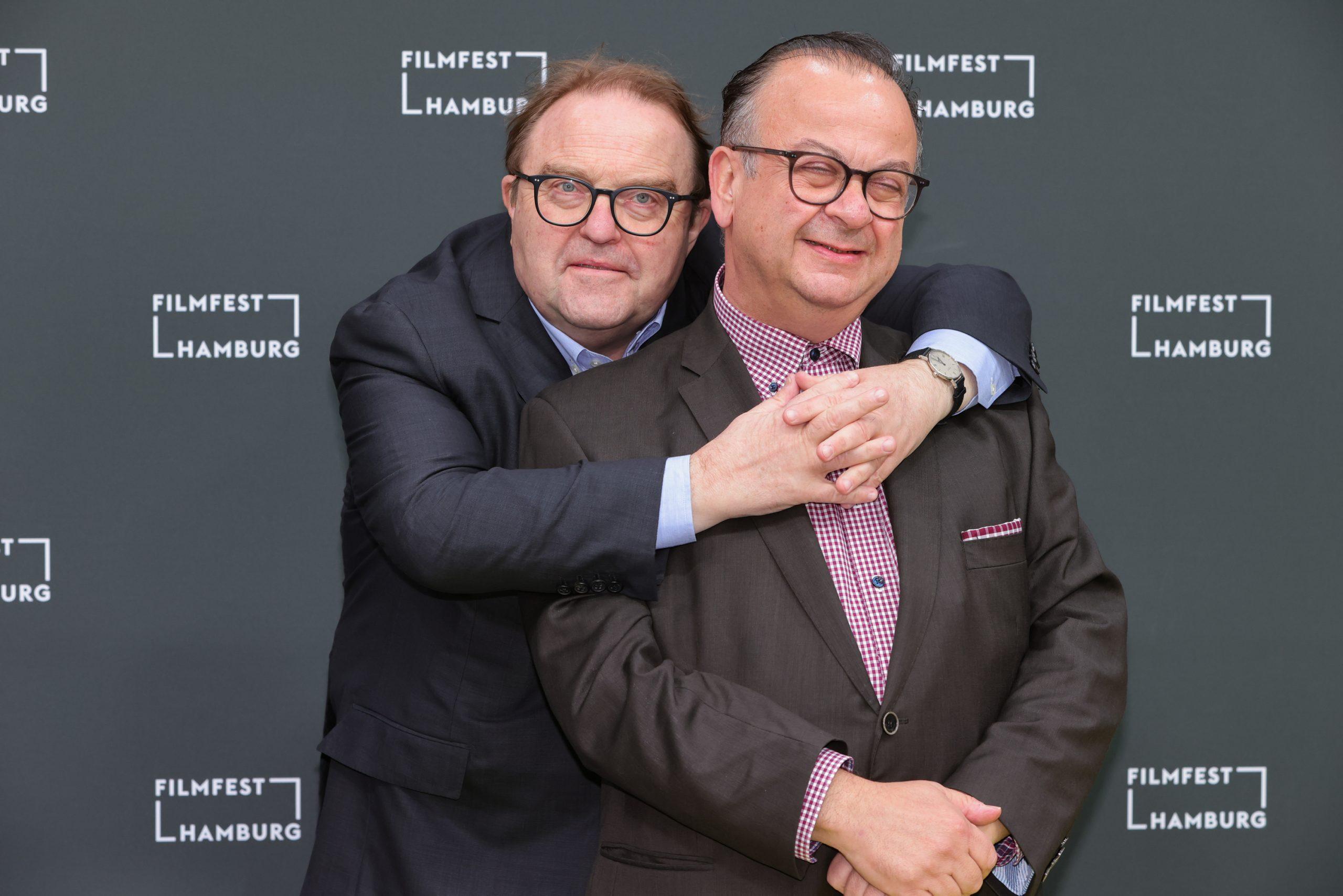 Gustav Peter Wöhler und Albert Wiederspiel