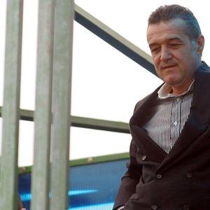 FCSB Bukarest-Präsident George Becali
