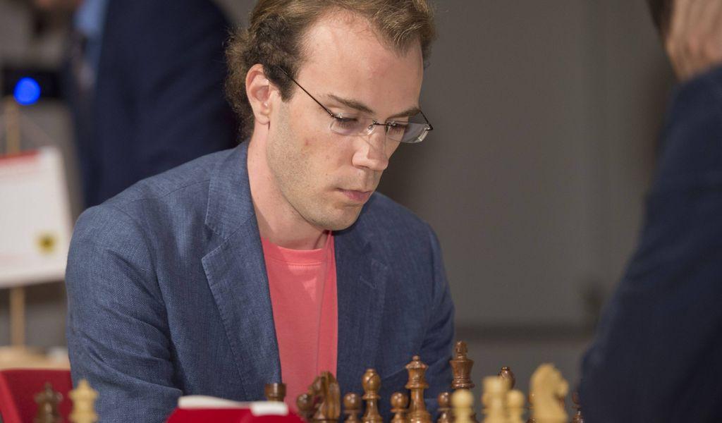 Schach-Star Georg Meier