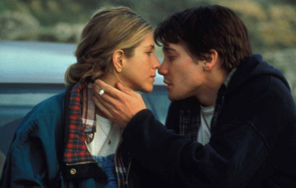 """Justine Last (Aniston) und Holden Worther (Gyllenhaal) fangen in """"The Good Girl"""" eine Kleinstadt-Romanze an."""
