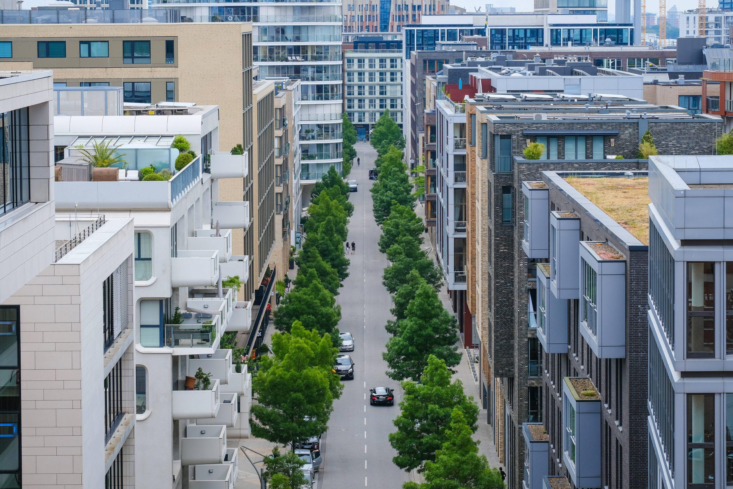 Immobilien: Hier ist Hamburg bereits teurer als München!