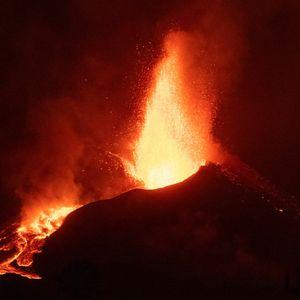 Vulkanwolke Deutschland