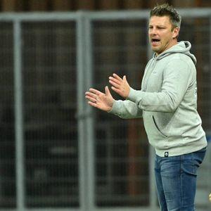 Paderborns Trainer Lukas Kwasniok